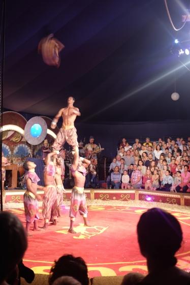Giffords Circus